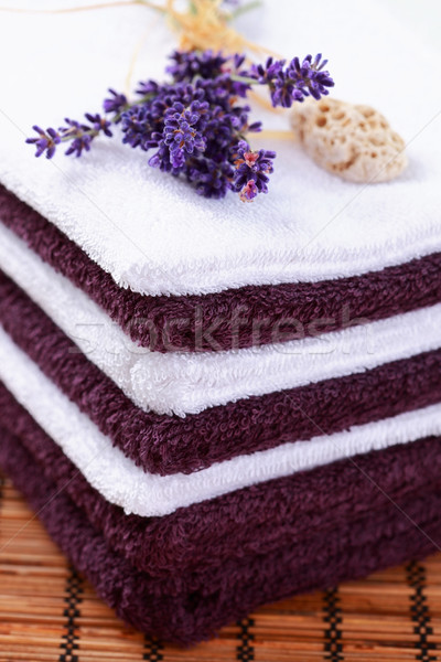 Towels Stock photo © brebca