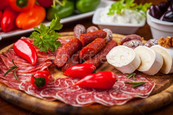 Catering platter  Stock photo © brebca