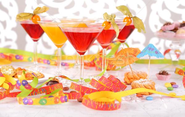 Party, party, party Stock photo © brebca