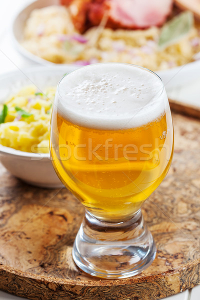 Mug of beer Stock photo © brebca