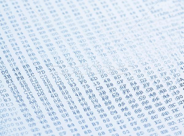 Codes background Stock photo © brebca
