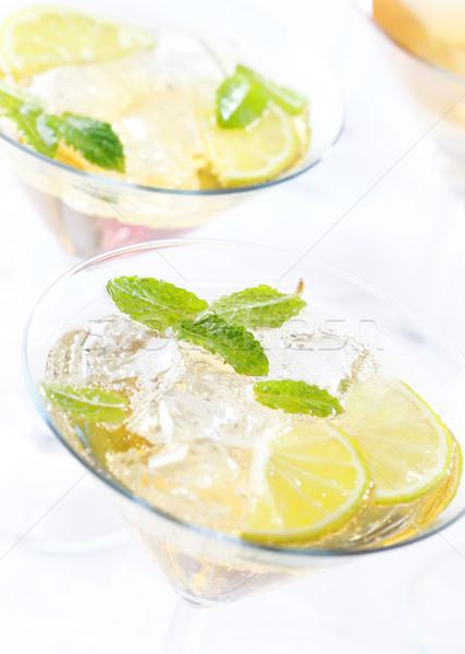 Cocktails Stock photo © brebca