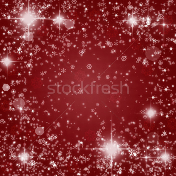 Stock photo: Abstract Christmas background
