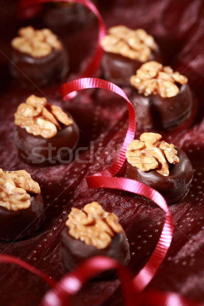 Tatlı valentine diğer olay gıda doğum günü Stok fotoğraf © brebca