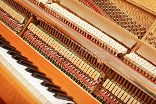 Piano Stock photo © brebca