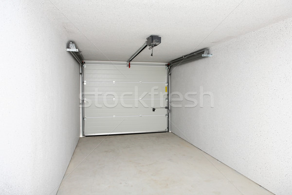 Empty garage or warehouse Stock photo © brebca