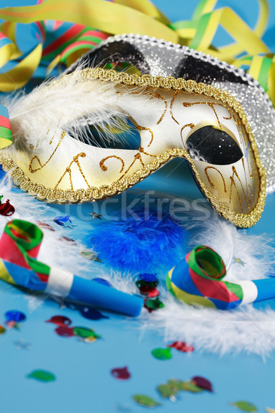 Stock photo: Carnival and party motive