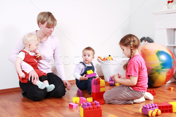 Playtime Stock photo © brebca