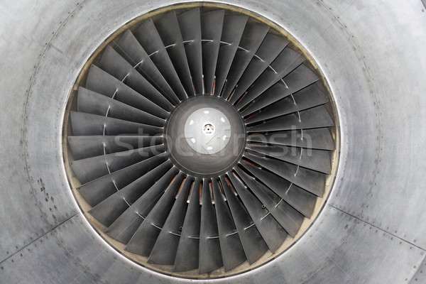 Jet engine Stock photo © brebca