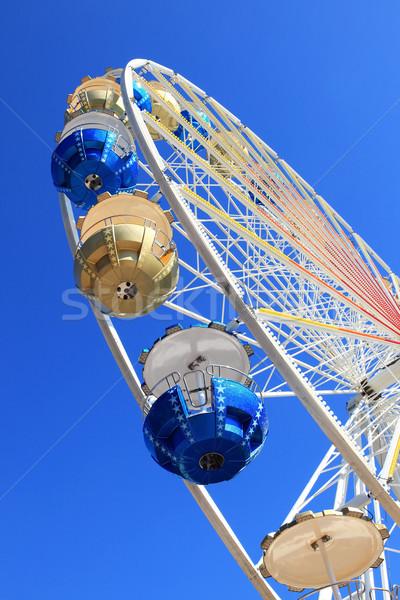Carousel Stock photo © brebca