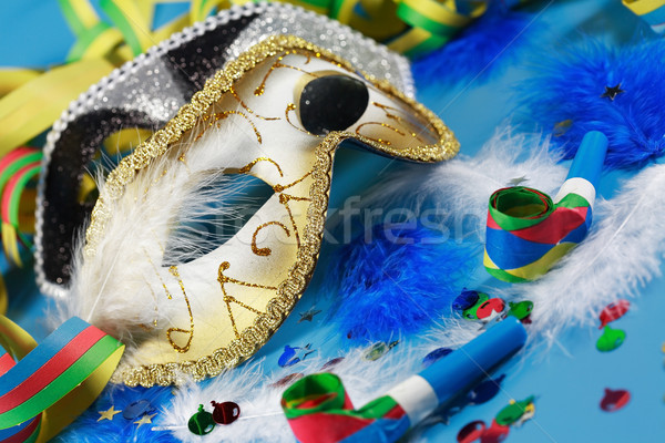 Carnival and party motive Stock photo © brebca