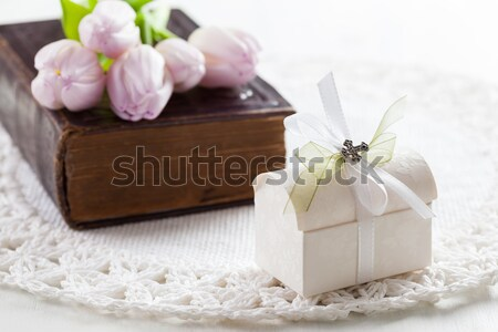 First holy communion Stock photo © brebca
