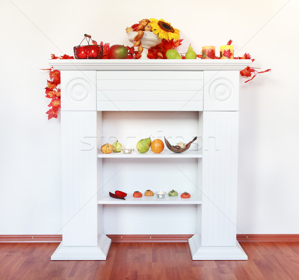 Thanksgiving decoration Stock photo © brebca