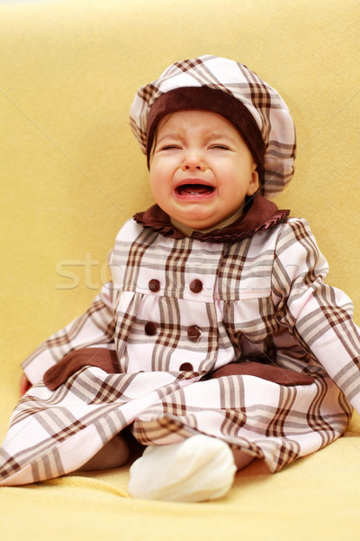 Crying baby Stock photo © brebca
