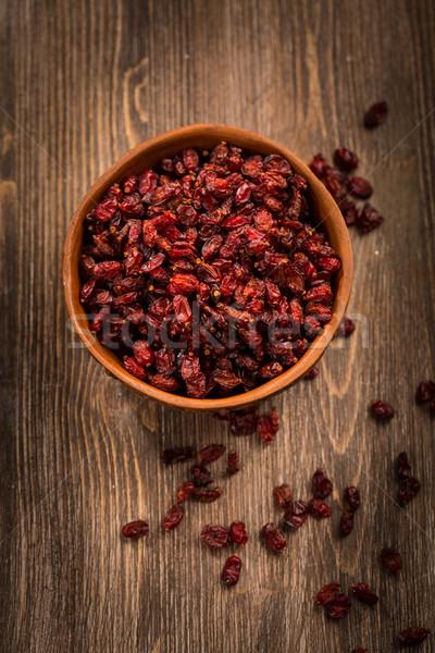 Dried berberis Stock photo © brebca