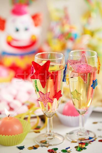 Let's party Stock photo © brebca