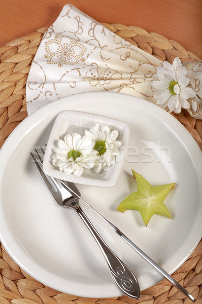 Table setting Stock photo © brebca