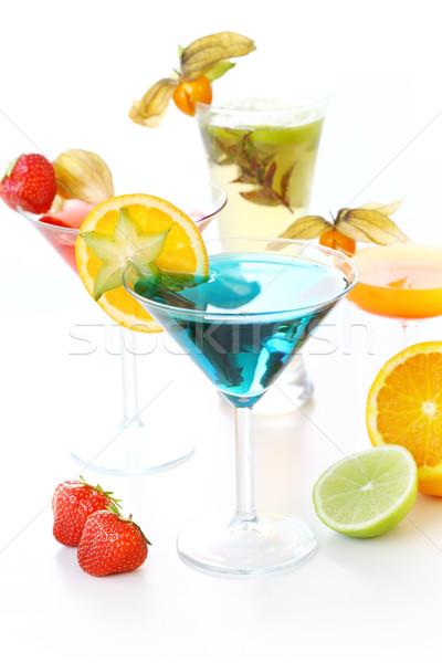 Stock photo: Cocktails