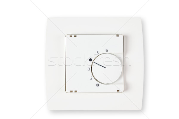 Regulator for heating or air condition Stock photo © brebca