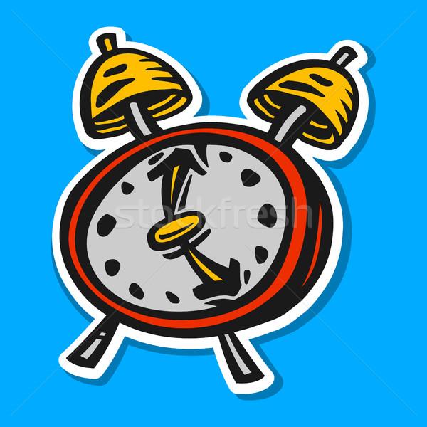 Alarm Clock Stock photo © briangoff