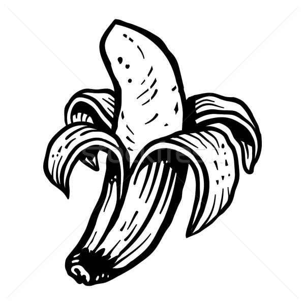 Banana Stock photo © briangoff