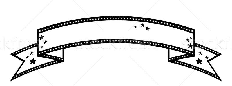 Mutlu afiş vektör arka plan imzalamak Stok fotoğraf © briangoff
