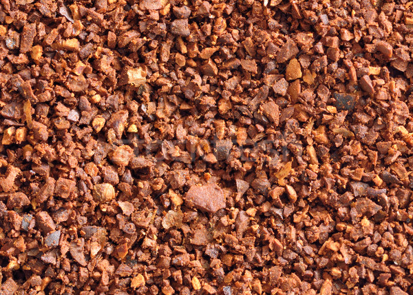 Coffee Grounds Background Stock photo © brm1949