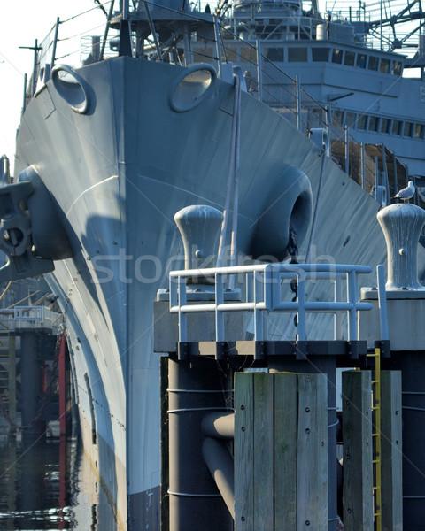 USS Little Rock Stock photo © brm1949