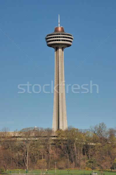 Toren Niagara Falls amerikaanse kant Stockfoto © brm1949