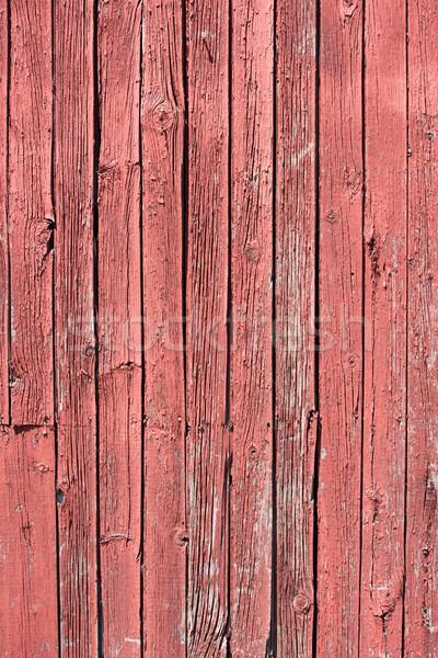 Schuur boord afbeelding kunst grafische hout Stockfoto © brm1949
