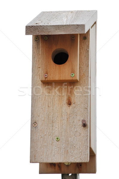 Bird House Stock photo © brm1949