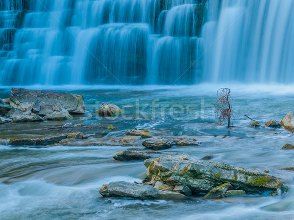 Stock photo:  Water Falls