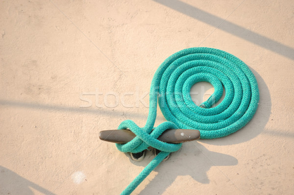 Ship Rope Stock photo © brm1949