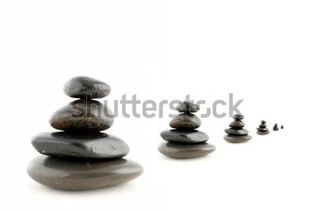 Balanced stones Stock photo © broker