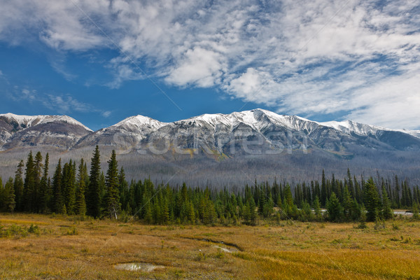 Mitchell Range, Canada Stock photo © broker