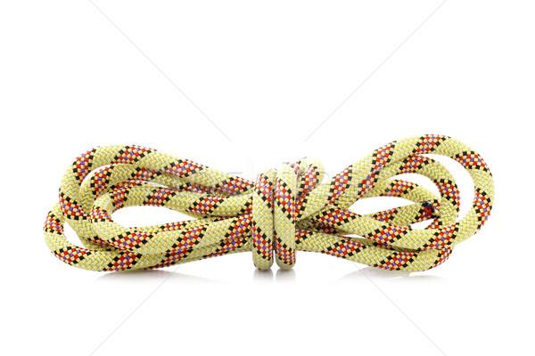 Rope with knot Stock photo © broker
