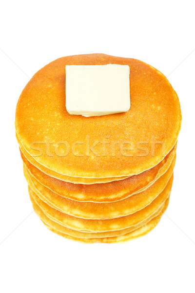 Pancakes with butter Stock photo © broker