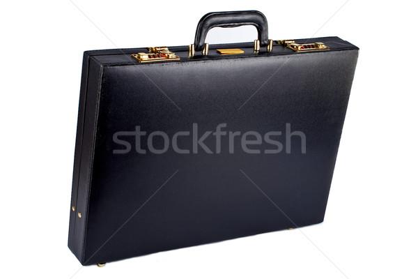 Black business briefcase Stock photo © broker