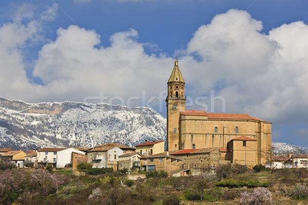 Iglesia de Nuestra Se Stock photo © broker