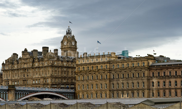 City of Edinburgh  Stock photo © broker