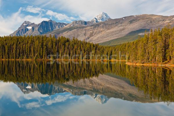 Leach Lake Stock photo © broker