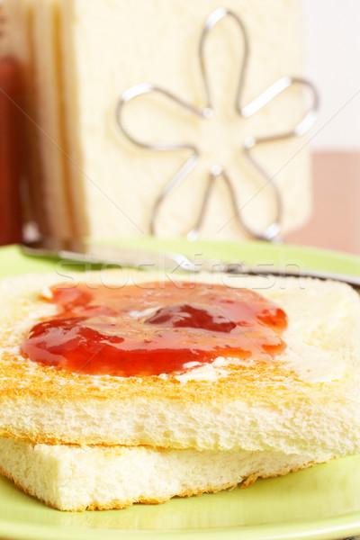 Healthy breakfast Stock photo © broker