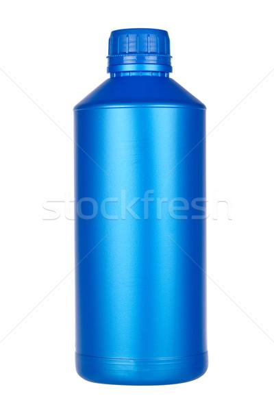 Plastic detergent bottle Stock photo © broker
