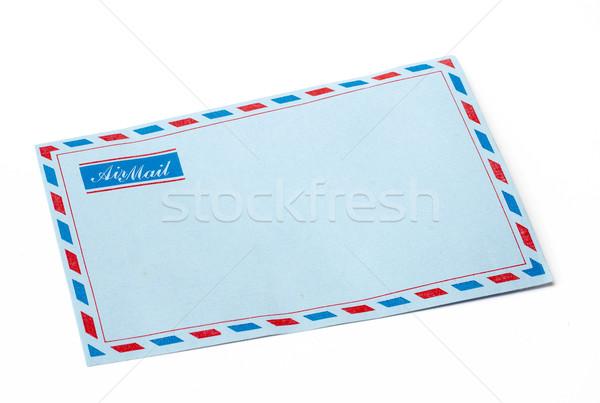 Envelope isolado e-mail comunicação nota legal Foto stock © broker