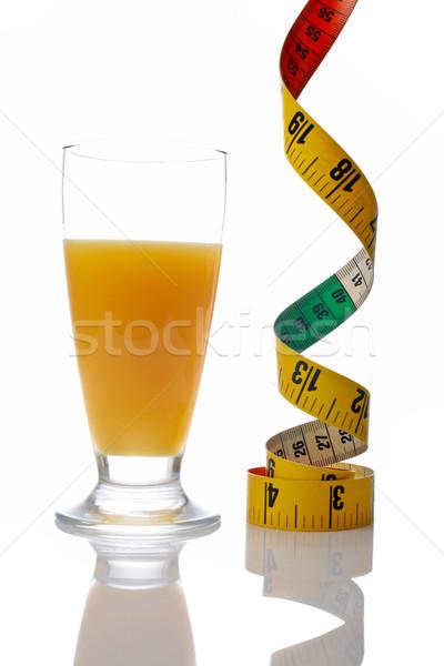 Diet of orange Stock photo © broker