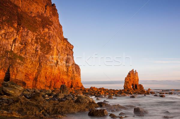 Asturias sunrise Stock photo © broker