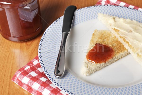 Breakfast Stock photo © broker