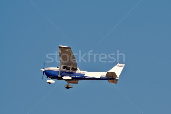 Small plane Stock photo © broker