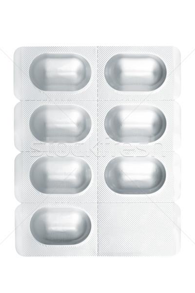 Pills on blister pack Stock photo © broker