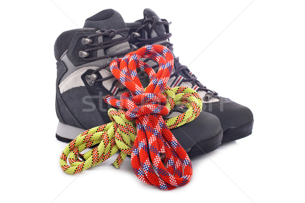 Climbing gear Stock photo © broker